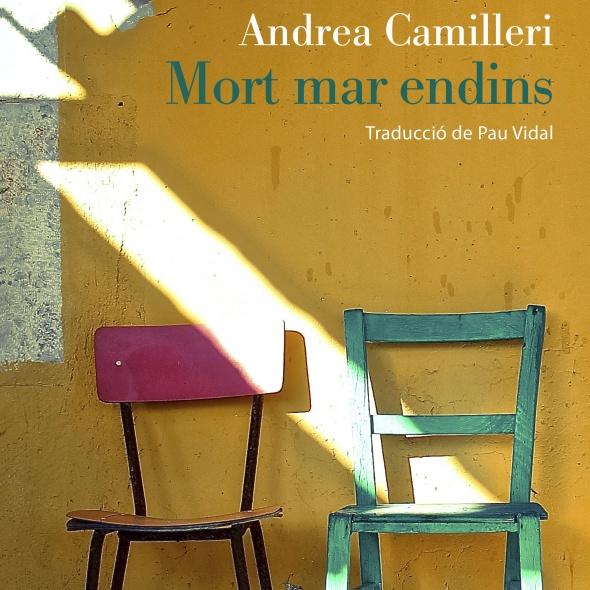Copertina Libro di Andrea Camilleri - Mort mar endins (Spagna) 2016