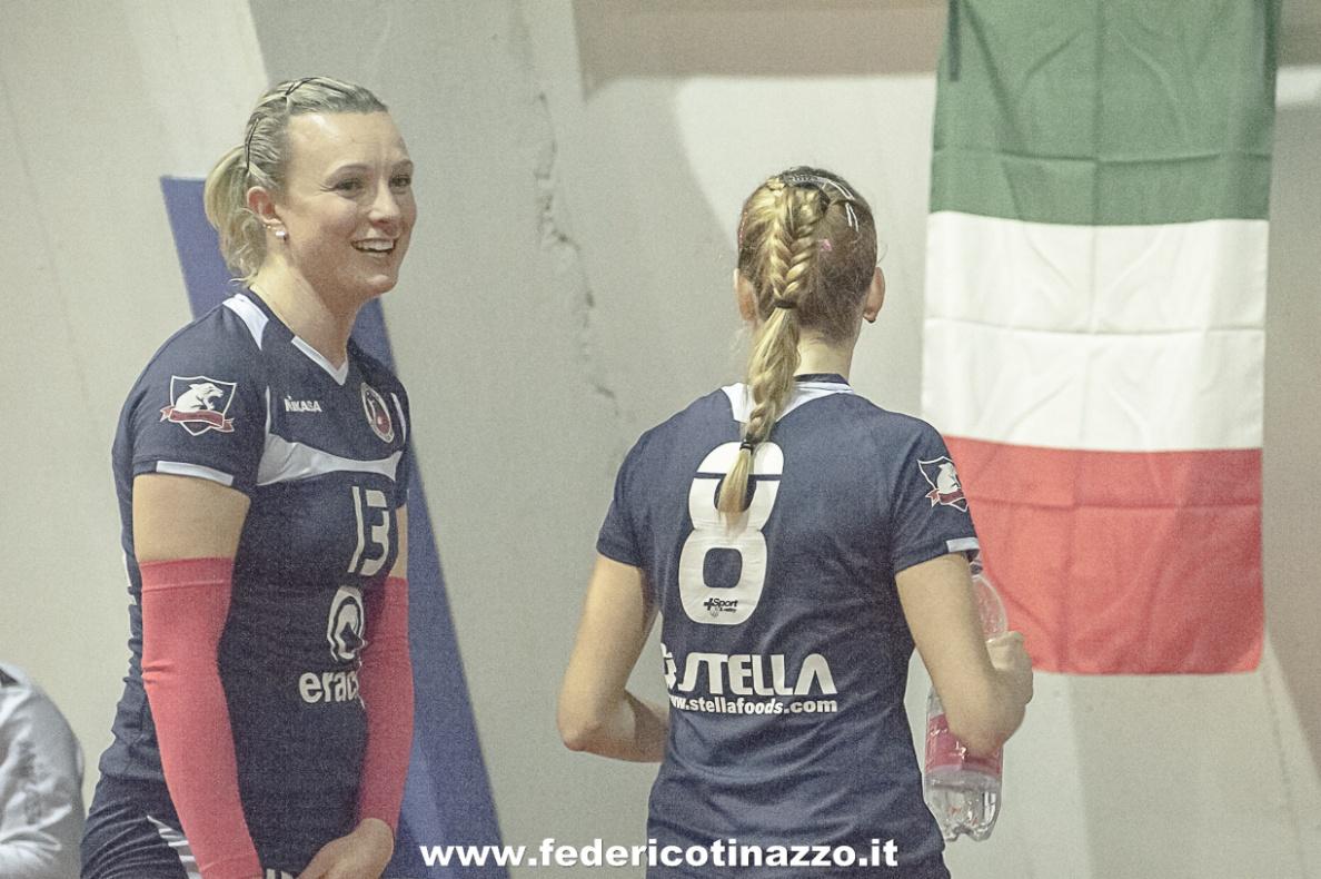 Volley Club Euganea  MPF partita Coppa Italia 02/02/2014