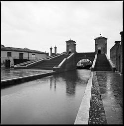 2014 Comacchio,borgo tra l'acqua