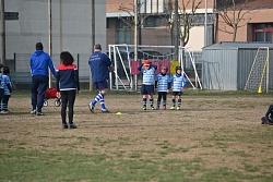 Rugby concentramento Este -Torri di Quartesolo