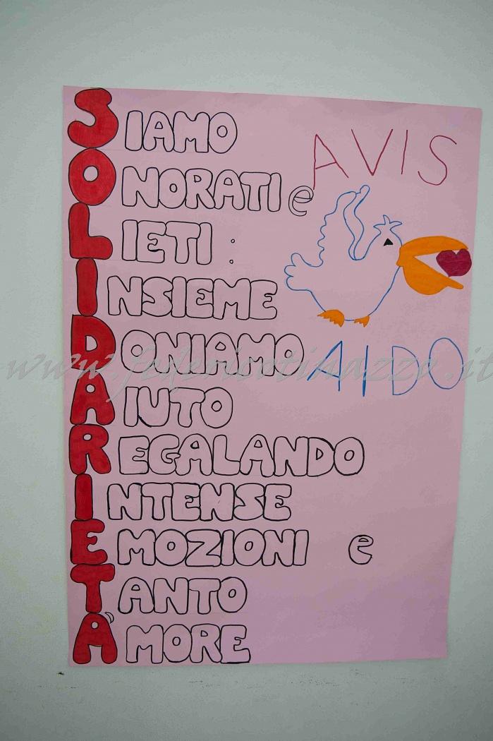 Festa Avis Aido Villamarzana 3 Maggio 2015