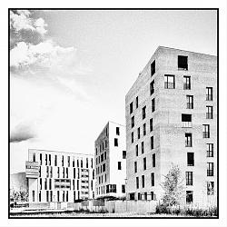 Quartiere Casanova a Bolzano, NOV 2020